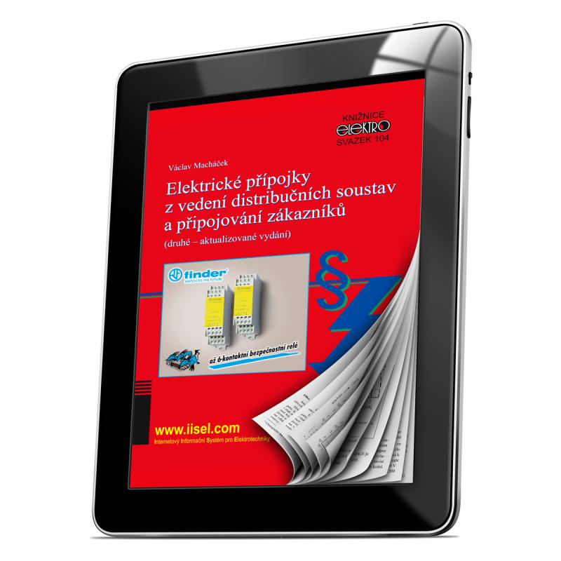 104. Elektrické přípojky z vedení distribučních soustav a připojování zákazníků