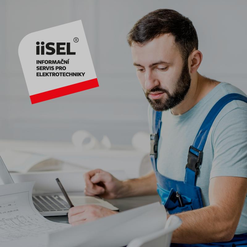Roční předplatné informačního servisu iiSEL - další uživatel