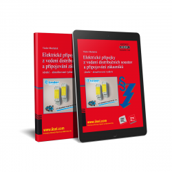 Balíček 104. Elektrické přípojky z vedení distribučních soustav a připojování zákazníků