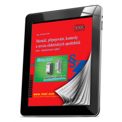 89. Montáž, připojování, kontroly a revize elektrických spotřebičů